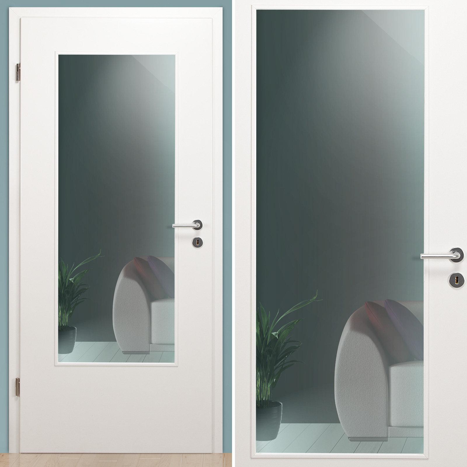 verglasung glaseinsatz f r holzt r 110 1 f la klarglas ohne dekor ebay. Black Bedroom Furniture Sets. Home Design Ideas