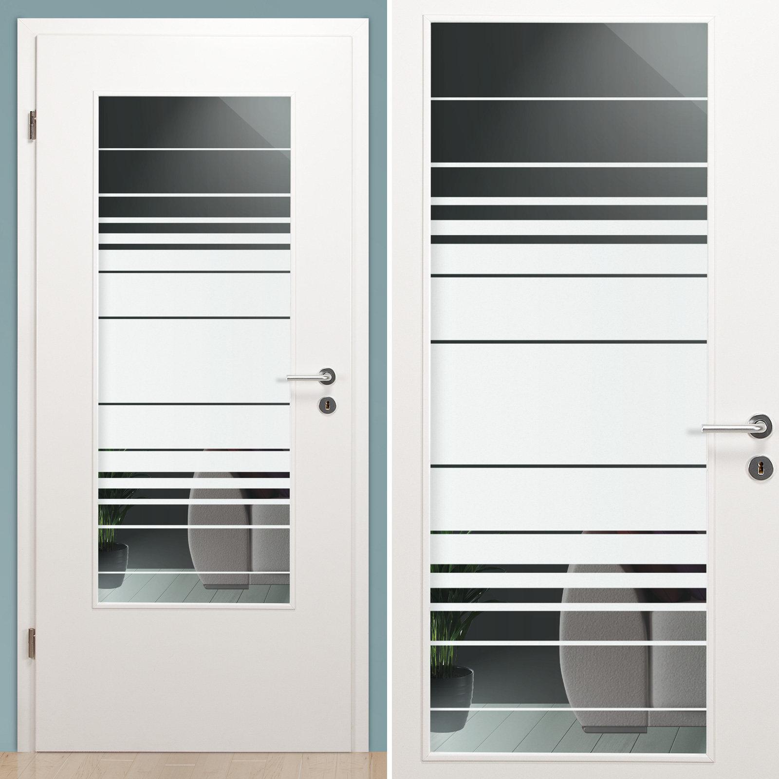 verglasung glaseinsatz f r holzt r 129 1 f la klarglas mit dekor office ebay. Black Bedroom Furniture Sets. Home Design Ideas