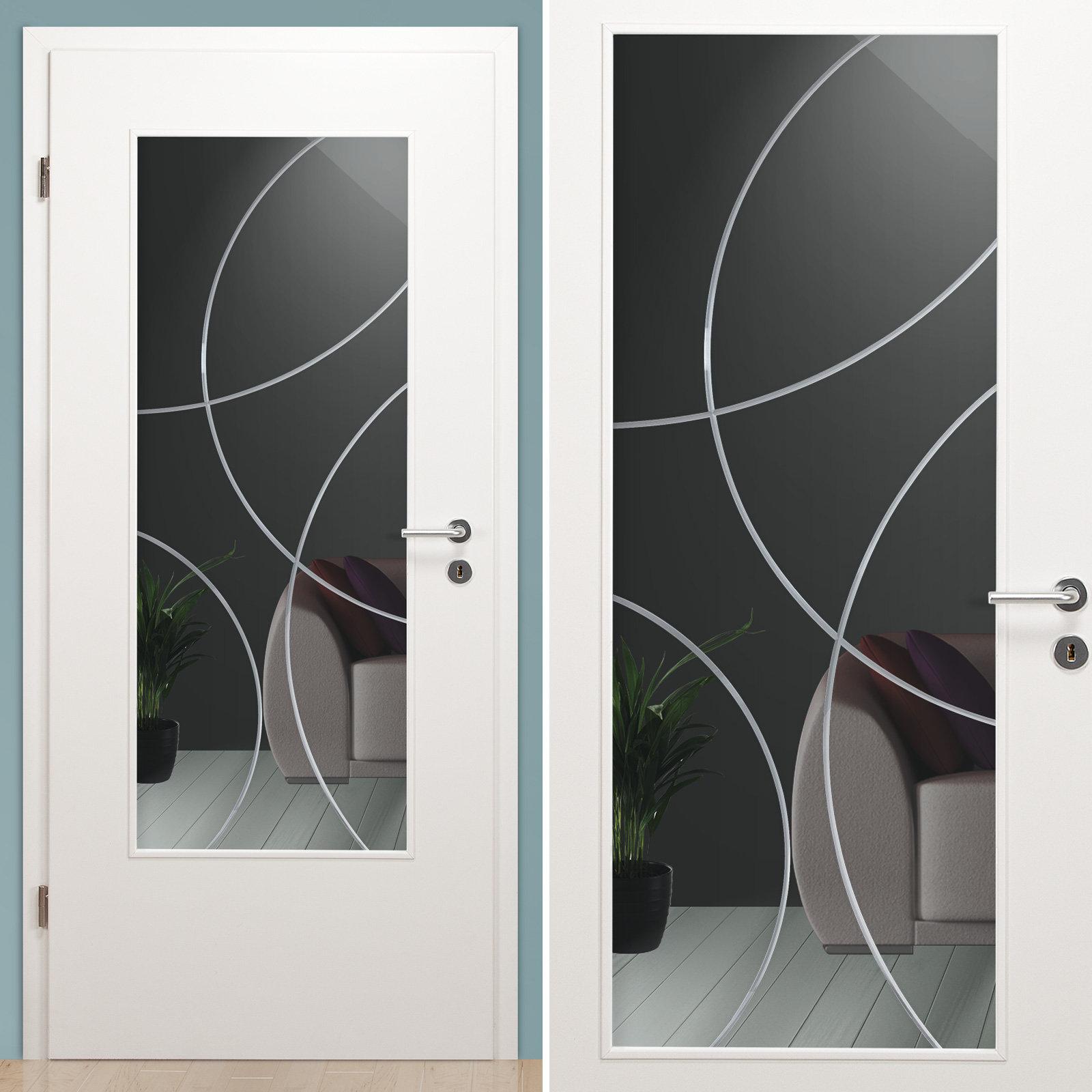 verglasung glaseinsatz f r holzt r 167 4r f la klarglas mit rillenschliff bola ebay. Black Bedroom Furniture Sets. Home Design Ideas
